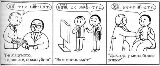 Онлайн японский язык. Урок 20 (13) - Справочная информация