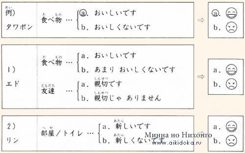 Онлайн японский язык. Урок 8 (11) - Аудирование по японскому языку