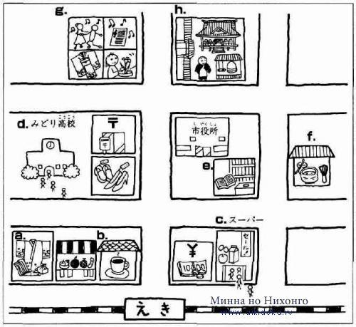 Онлайн японский язык. Урок 26 (10) - Аудирование по японскому языку